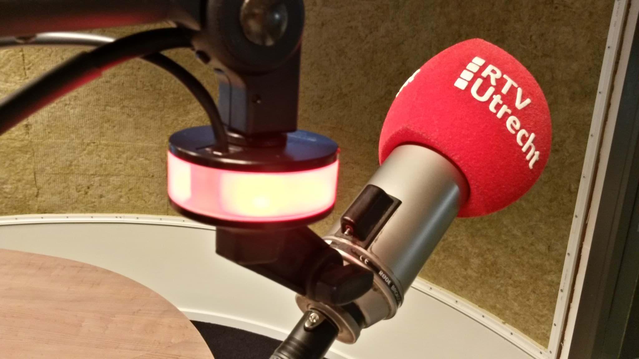 RTV Utrecht uses the Telos VX Prime+ in its studios